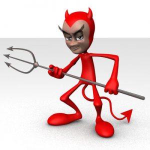10 Permintaan Iblis Yang Dikabulkan Allah SWT | www.novelremaja.com