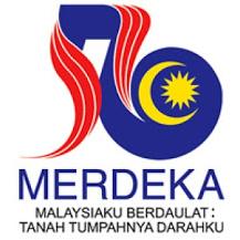 Logo dan Tema Hari Kemerdekaan Malaysia ke 56