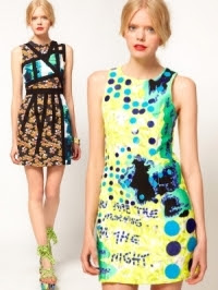 ASOS-Black-by-Lauren-McCalmont-S/S-2012-Collection
