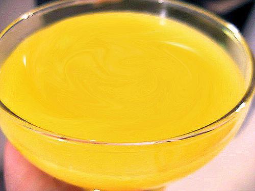 Соус лимонный с фото