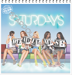 poster the saturdays gratis