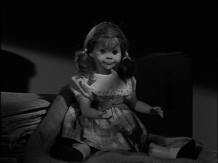 twilight zone doll