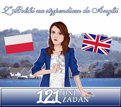 Upamiętnienie 121 dni przygotowań do wyjazdu stypendialnego do Anglii