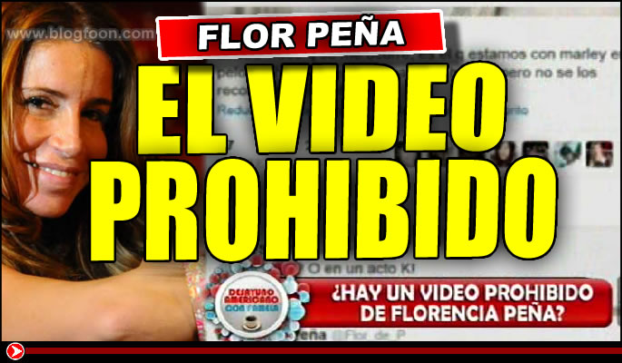 VIDEO Del Pete de Florencia Peña