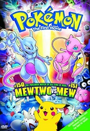 Pokémon O Filme - Mewtwo Contra-Ataca Versão Estendida Torrent Download  BluRay 1080p