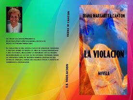 LA VIOLACION (NOVELA) DIANA M CANTON
