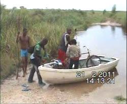 travessia rio nzumba kuengu