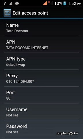 Trik Internet Gratis Android