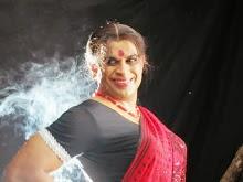 Ranjan Ramanayaka plays a female character - Kanchana