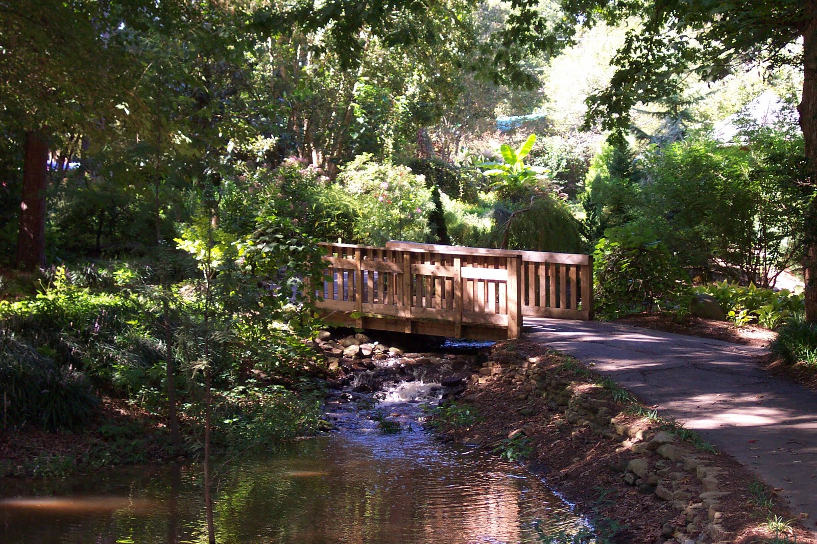 Hatcher Garden And Woodland Preserve Nature Spots
