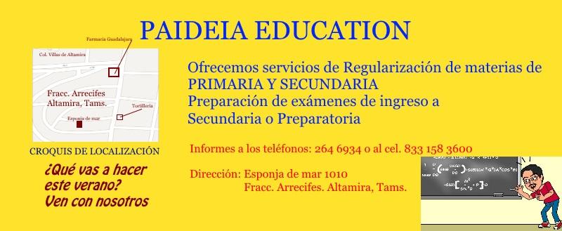 Servicios educativos de regularización