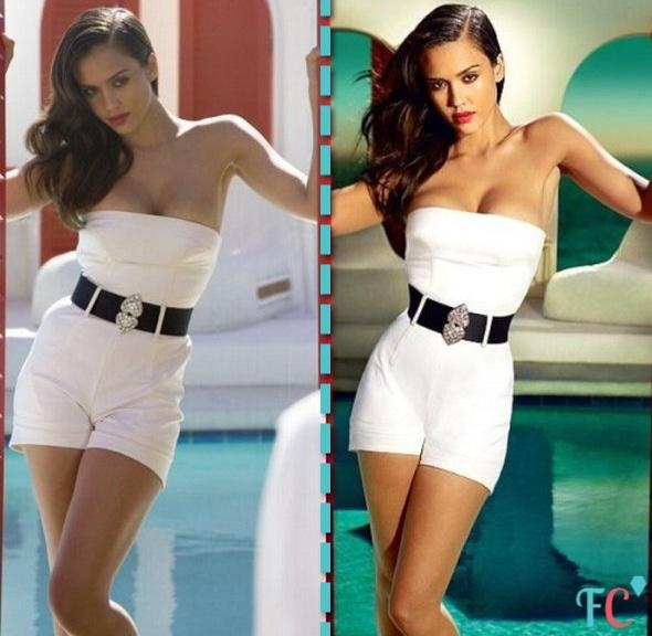 Jessica-Alba body beauty
