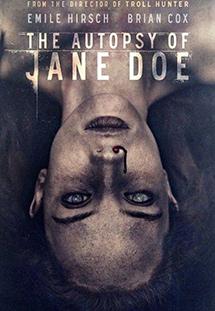 Tử Thi Biết Nói -The Autopsy of Jane Doe