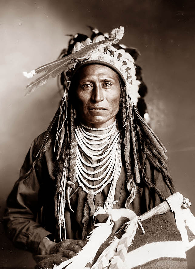 "shoshoni men Then they see the shoshoni men and women and you pass with them they see jean baptiste"" (75) sacajawea has assimilated with the group for the sake of."