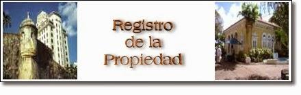 Registro de la Propiedad y Asiento de presentacion