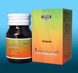 فيتازنك لعلاج عقم الرجال وأعراض الشيخوخة