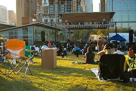 Discovery Green Free Concert