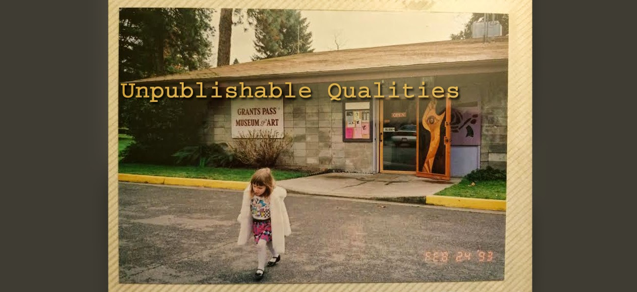 Unpublishable Qualities