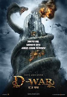 Dragon Wars D-War (2007) – มหาสงครามมังกรอสูรถล่มโลกันตร์ [พากย์ไทย]
