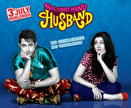 Poster Of Hindi Movie Second Hand Husband (2015) Free Download Full New Hindi Movie Watch Online At worldfree4u.com