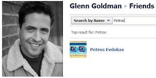 Glenn Goldman Petros Evdokas