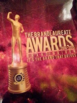 shaklee menang brand laureate award