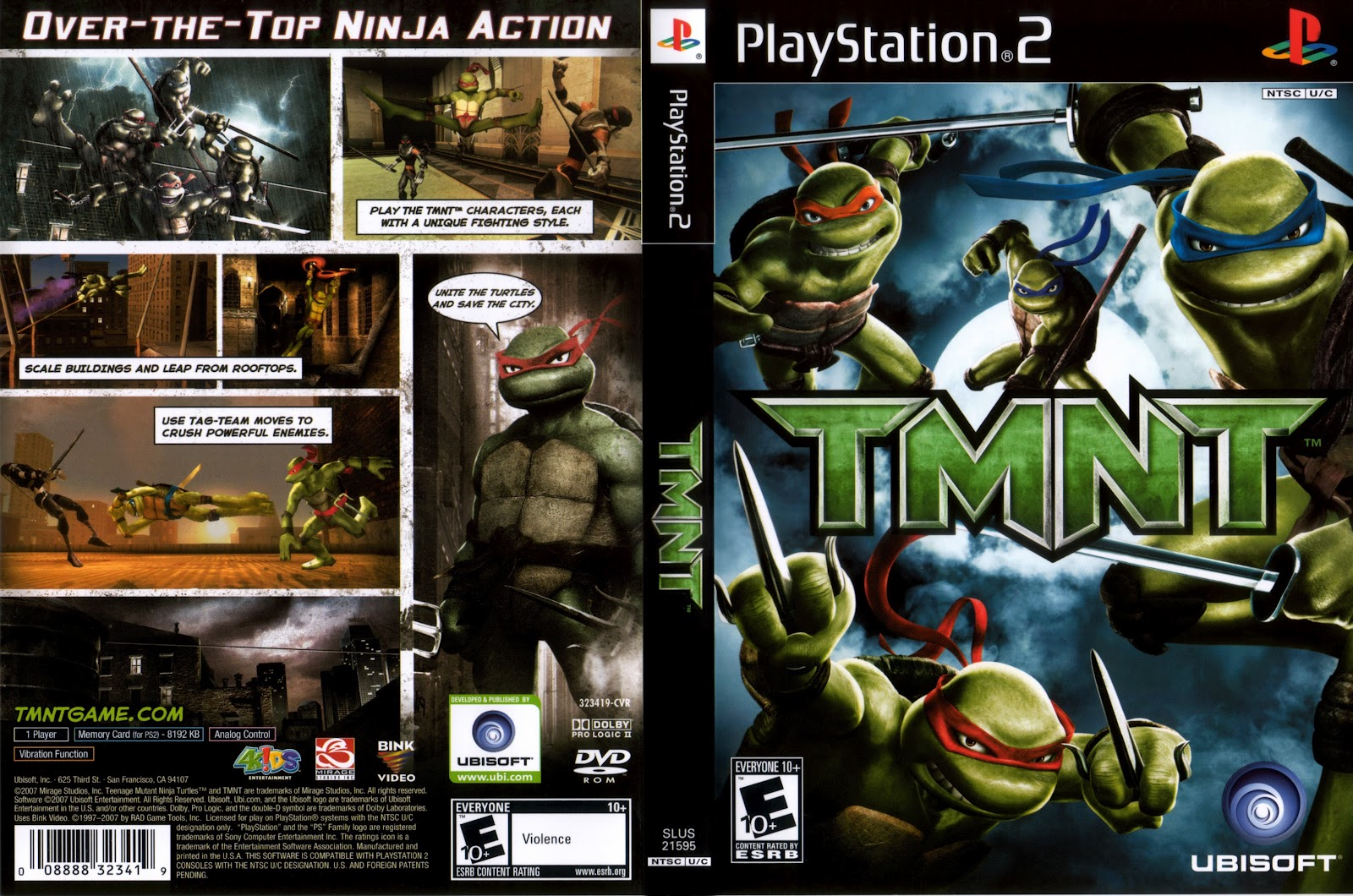Ninja turtles games download full version games free download each turtle has a special attack