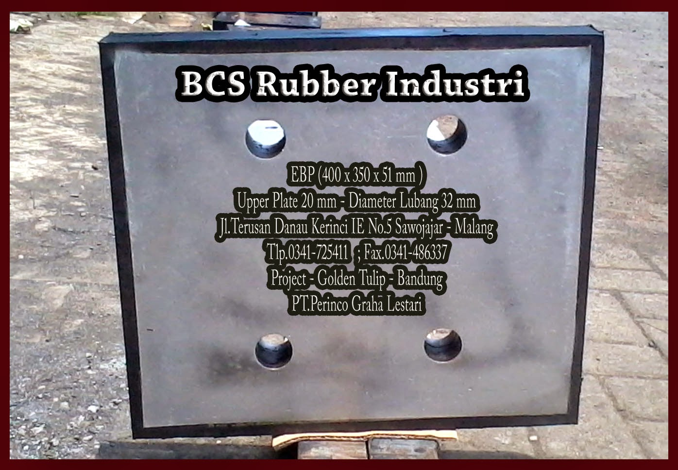 Elastomer Bearing Pad BCS Rubber #Special and Competitive Price #Good Quality ,bantalan Jembatan