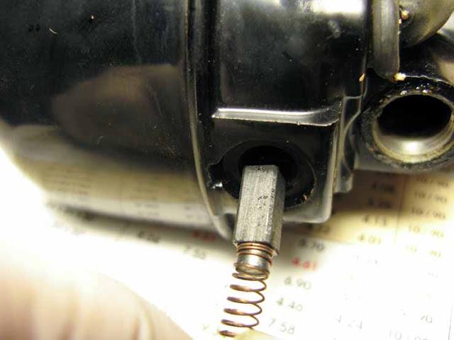singer sewing machine motor brushes