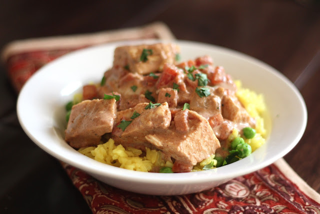 Chicken Tikka Masala recipe by Barefeet In The Kitchen