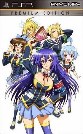 Medaka+Box - Medaka Box [MEGA] [PSP] - Anime Ligero [Descargas]