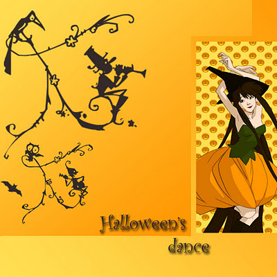 Halloween dance download free wallpapers for Apple iPad