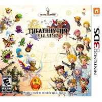 Theatrhythm Final Fantasy Title Screen
