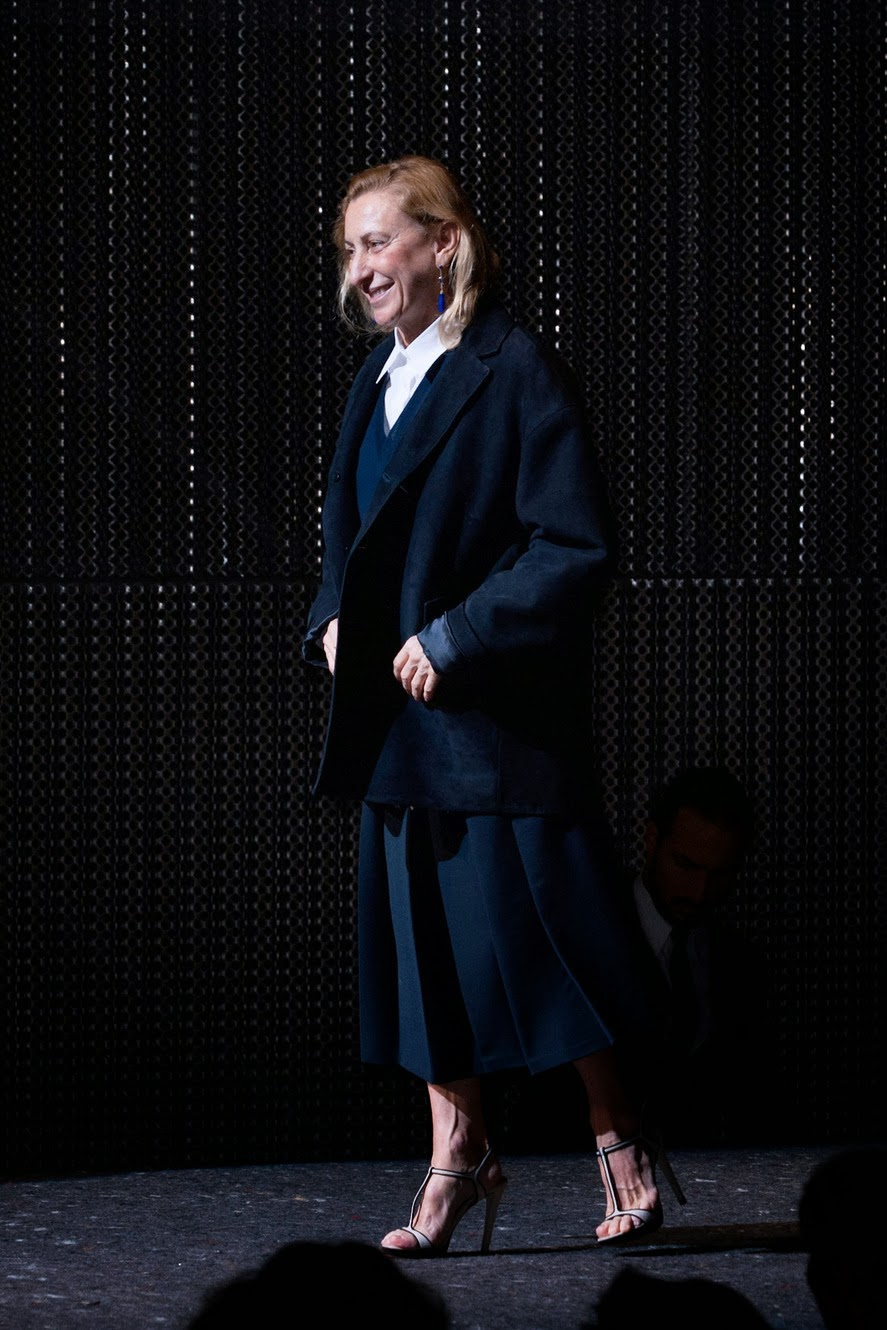 Miuccia Prada is my boo <3 on thewellset.com