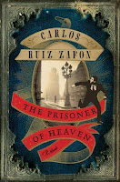 Cover of The Prisoner of Heaven by Carlos Ruiz Zafon