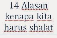 Keutamaan dan Manfaat Shalat Fardhu 5 waktu
