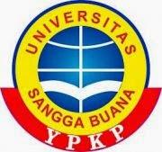 Logo Universitas Sangga Buana YPKP (USB) Bandung