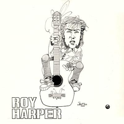 Cover Album of Roy Harper - Sophisticated Beggar (1st Album UK 1967)