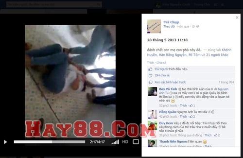 Sốc với video nữ sinh Phú Thọ bị làm nhục trong nhà vệ sinh 2