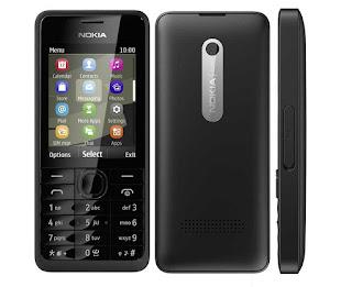 Nokia 301 Dual SIM GSM