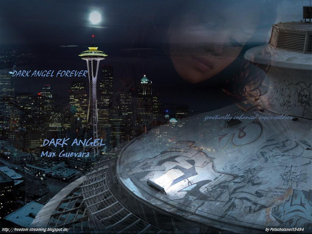 Dark Angel: Wallpaper