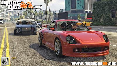 V - Mod Lamar Missions (Novas Missões) GTA V PC