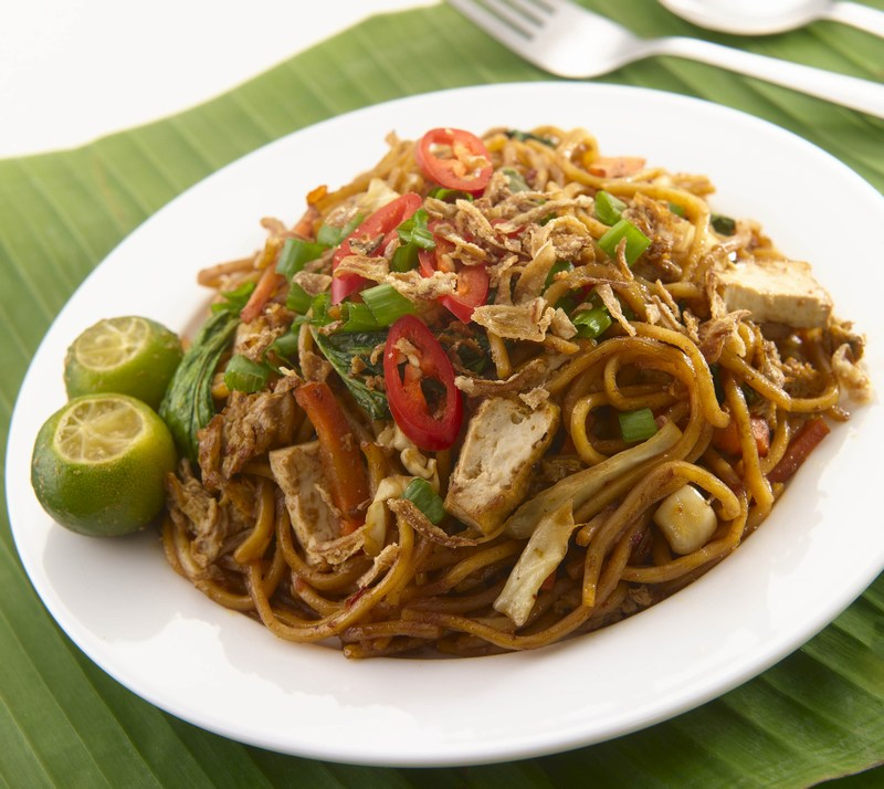Indonesian Fried Noodles (Mie Goreng) Recipe | Various Food Recipes ...