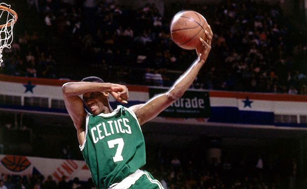 Dime Magazine Recently Interviewed Former Celtic And 1991 Slam Dunk Contest Champion Dee Brown When The Topic Of His Now Legendary Jam Came Up