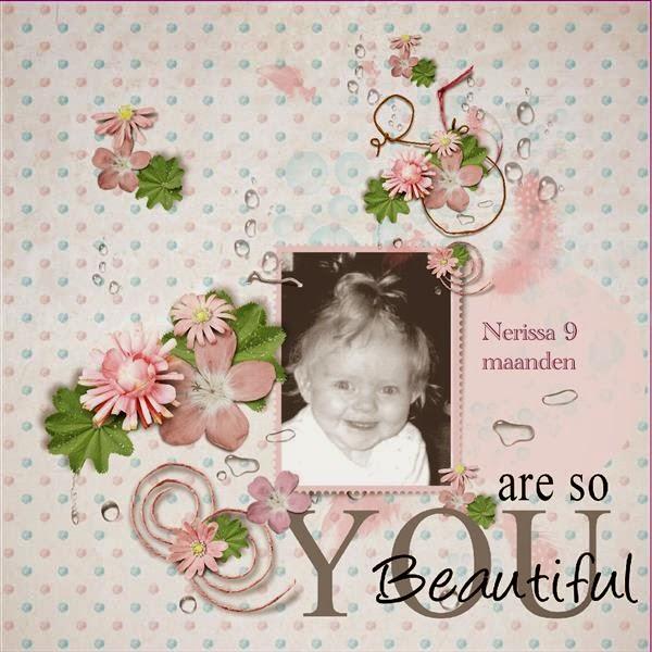 Nerissa 9 maanden