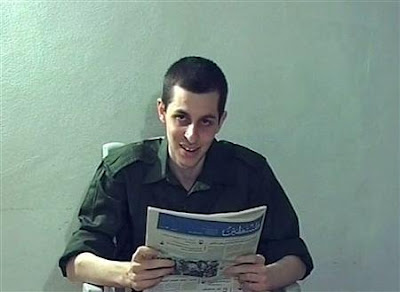 FOR SHALIT'S FREEDOM, ISRAEL DOES THE UNTHINKABLE?