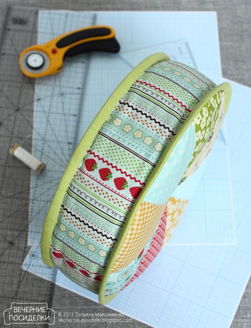 Подушка шить мастер класс