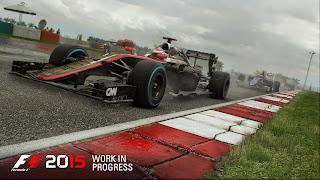 موعد صدور F1 2015