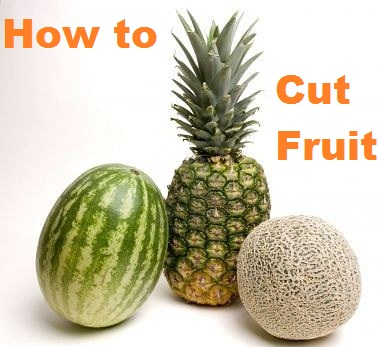 how to ripen cantaloupe once cut