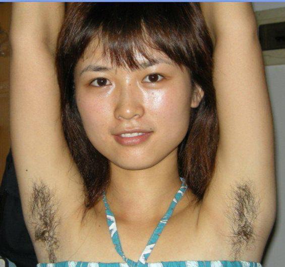Hairy Asian Armpits 25